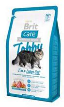 Brit Care Tobby / Сухой корм Брит для кошек Крупных пород Утка и Курица