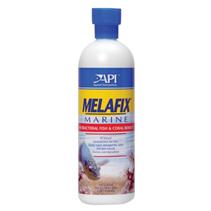 Api Melafix Marine / Средство Апи от бактериальных и грибковых инфекций для Морских рыб