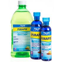 Api Pimafix / Средство Апи от бактериальных и грибковых инфекций для Аквариумных рыб
