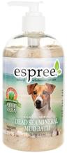 Espree CR Mud Bath Dead Sea Mineral / Грязевая маска Эспри для собак и кошек Соли Мертвого моря
