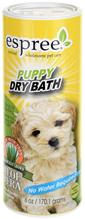 Заказать Espree Dry Bath / Сухой Шампунь-пудра для Щенков и Котят по цене 830 руб