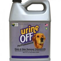 Заказать Urine Off Stain & Odor Remover Concentrate / Средство для уничтожения пятен и запахов от домашних животных Концентрат по цене 4950 руб