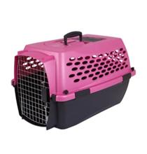 Заказать Petmate Vari Kennel Fashion / Переноска для домашних животных весом до 9кг Розовая пластик по цене 3060 руб