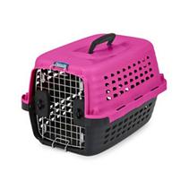 Заказать Petmate Compass Int'l Fashion / Переноска для домашних животных Фиолетовая пластик по цене 2150 руб
