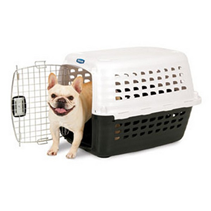 Заказать Petmate Compass Int'l / Переноска для домашних животных Белая пластик по цене 2150 руб