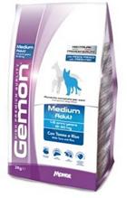 Gemon Adult Medium Tuna & Rice / Сухой корм Джимон для взрослых собак Средних пород Тунец с рисом