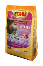 Заказать Lechat Kitten Chicken & Rice / Сухой корм для Котят со свежей Курица с рисом по цене 140 руб