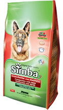 Заказать Simba Croquettes with Beef / Сухой корм для собак Говядина по цене 540 руб