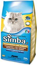 Simba Croquettes with Chicken / Сухой корм Симба для кошек Курица