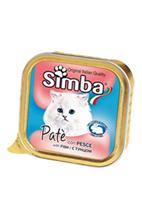 Заказать Simba Pate con Pesce / Консервы для кошек Паштет Рыба Цена за упаковку по цене 1390 руб