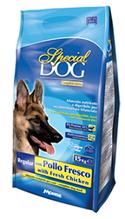 Special Dog Complete menu Pollo Fresco / Сухой корм Спешл Дог для собак Курица