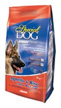 Special Dog Speciality Agnello & Riso / Сухой корм Спешл Дог для собак с Чувствительным пищеварением и кожей Ягненок с рисом