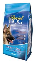 Special Dog Speciality Tonno & Riso / Сухой корм Спешл Дог для собак с Чувствительным пищеварением и кожей Тунец с рисом