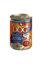 Special Dog Pate con Agnello e Tacchino / Консервы Спешл Дог для собак Паштет Ягненок с индейкой (цена за упаковку)