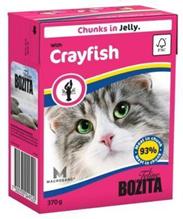Bozita Feline / Консервы Бозита для кошек кусочки в желе Лангуст (цена за упаковку)