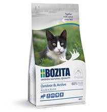 Bozita Outdoor & Active Elk / Сухой корм Бозита для растущих и взрослых Активных кошек с мясом Лося