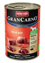 Animonda GranCarno Original Adult / Консервы Анимонда для собак с Говядиной (цена за упаковку)