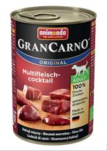 Animonda GranCarno Original Adult / Консервы Анимонда для собак Мясной коктейль (цена за упаковку)