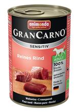Заказать Animonda GranCarno Sensitiv / для Чувствительных собак c Говядиной Цена за упаковку по цене 780 руб