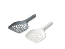 Savic Scoop Macro / Совок Савик для кошачьего туалета Пластиковый Сетчатый Крупные ячейки