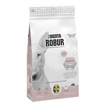 Bozita Robur Sensitive Single Protein Salmon & Rice / Сухой корм Бозита для собак с Чувствительным пищеварением Лосось рис