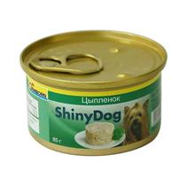 Заказать Gimborn Shiny Dog / Консервы для собак Цыплёнок Цена за упаковку по цене 4280 руб