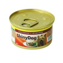 Заказать Gimborn Shiny Dog / Консервы для собак Цыпленок Ягненок Цена за упаковку по цене 4280 руб