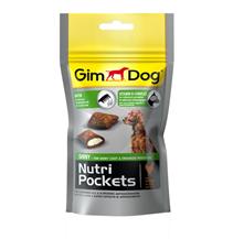 Заказать Gimdog Nutri Pockets Shiny / Подушечки для собак Биотин Витамины группы Б по цене 100 руб