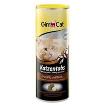 Заказать Gimpet Katzentabs Wild / Витаминизированное лакомство для кошек с Дичью по цене 910 руб