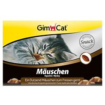 """Заказать Gimpet Maeuschen / Лакомство Подарочные """"мышки для кошки"""" по цене 320 руб"""