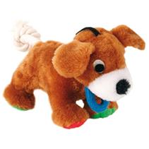 """Заказать Trixie / Игрушка для Щенков """"Плюшевая собака"""" с пищалкой по цене 370 руб"""