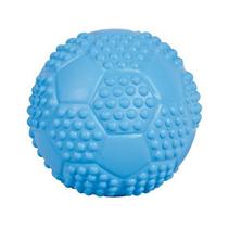 """Trixie / Игрушка Трикси для собак """"Мяч футбольный"""" с пищалкой натуральный каучук"""