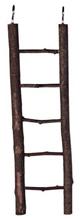 "Trixie / Игрушка Трикси для птиц ""Лестница из ""необработанного"" дерева"""