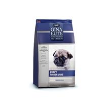 Заказать Gina Elite Puppy Turkey & Rice / Сухой корм для Щенков, беременных и кормящих собак по цене 560 руб