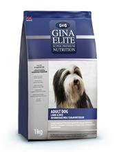 Заказать Gina Dog Elite Adult Lamb & Rice / Сухой корм для собак, склонных к Пищевым аллергиям Ягненок с рисом по цене 1590 руб