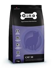 Gina Cat 30 Denmark / Сухой Полнорационный корм Джина для взрослых кошек
