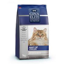 Заказать Gina Elite Adult Cat Sterilized / Сухой корм для Стерилизованных кошек по цене 680 руб