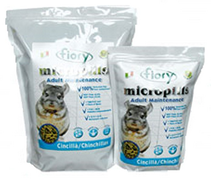 Fiory Micropills Chinchillas / Корм Фиори для Шиншилл