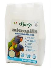 Заказать Fiory Micropills Lori / Корм для попугаев Лори по цене 630 руб