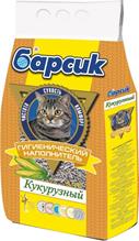 """Барсик / Наполнитель для кошачьего туалета """"Кукурузный"""""""