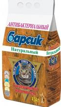 """Барсик / Наполнитель для кошачьего туалета """"Натурал"""""""