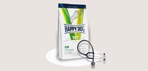 Заказать Happy Dog Skin / Ветеринарный сухой корм для собак Чувствительная кожа по цене 660 руб
