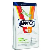 Заказать Happy Cat Hypersensitivity / Ветеринарный сухой корм для кошек Пищевая аллергия по цене 2320 руб