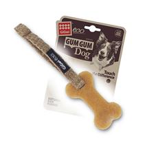 GiGwi Dog Gum Gum / Жевательная игрушка Гигви для собак из эко-резины Кость