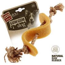 GiGwi Dog Gum Gum / Жевательная игрушка Гигви для собак из эко-резины Доллар
