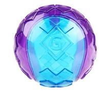 GiGwi Dog G Ball / Игрушка Гигви для собак 2 Мяча с пищалкой