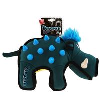 GiGwi Dog Duraspikes / Игрушка Гигви для собак Кабан с резиновыми вставками