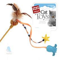 Заказать GiGwi Cat Toys / Игрушка для кошек Дразнилка на стеке с Осьминогом по цене 210 руб