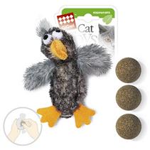 GiGwi Cat Toys / Игрушка Гигви для кошек Утка с кошачей мятой