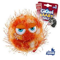 GiGwi Crazy Ball / Мяч с пищалкой